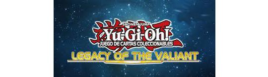 816) [OCG] Legacy of The Valiant: Full Spoiler ~ Deck Express