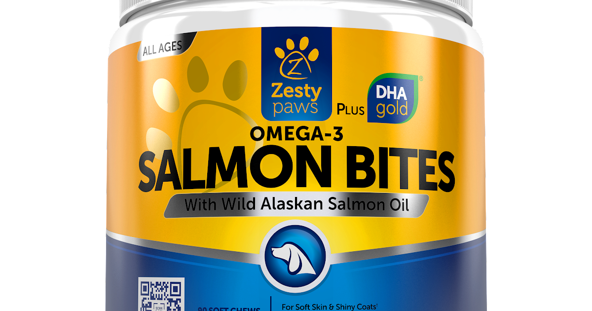 a63d2d3f3b Fashion Blogger : Zesty Paws SalmonBites, Turmeric Bites, Probiotics Bites  @ZestyPaws #dogtreats #salmonbites #dogsupplements