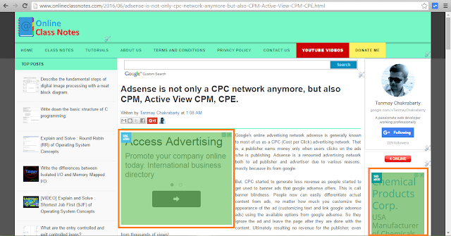 Quick & easy Adsense reports and ads management with Google Publisher Toolbar.