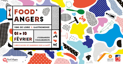 Affiche Food'Angers 2019