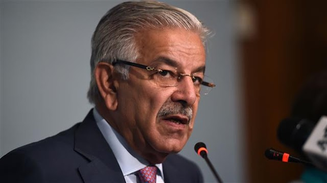 Pakistani court bans foreign minister Khawaja Muhammad Asif from holding office