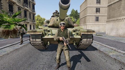Arma3に1 つの 80 年代米軍勢力を実装するMOD