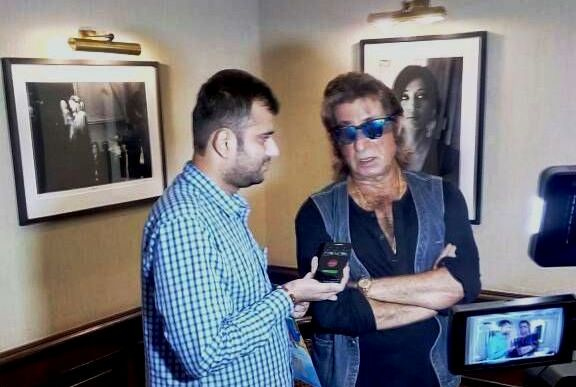 Film Critic Murtaza Ali Khan, interview with Shakti Kapoor
