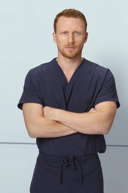 Owen Hunt Grey's Anatomy