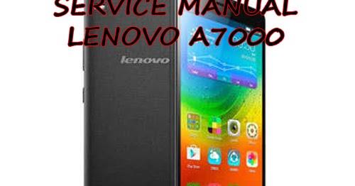 Esquema El  trico Smartphone Celular Lenovo    A7000    Plus