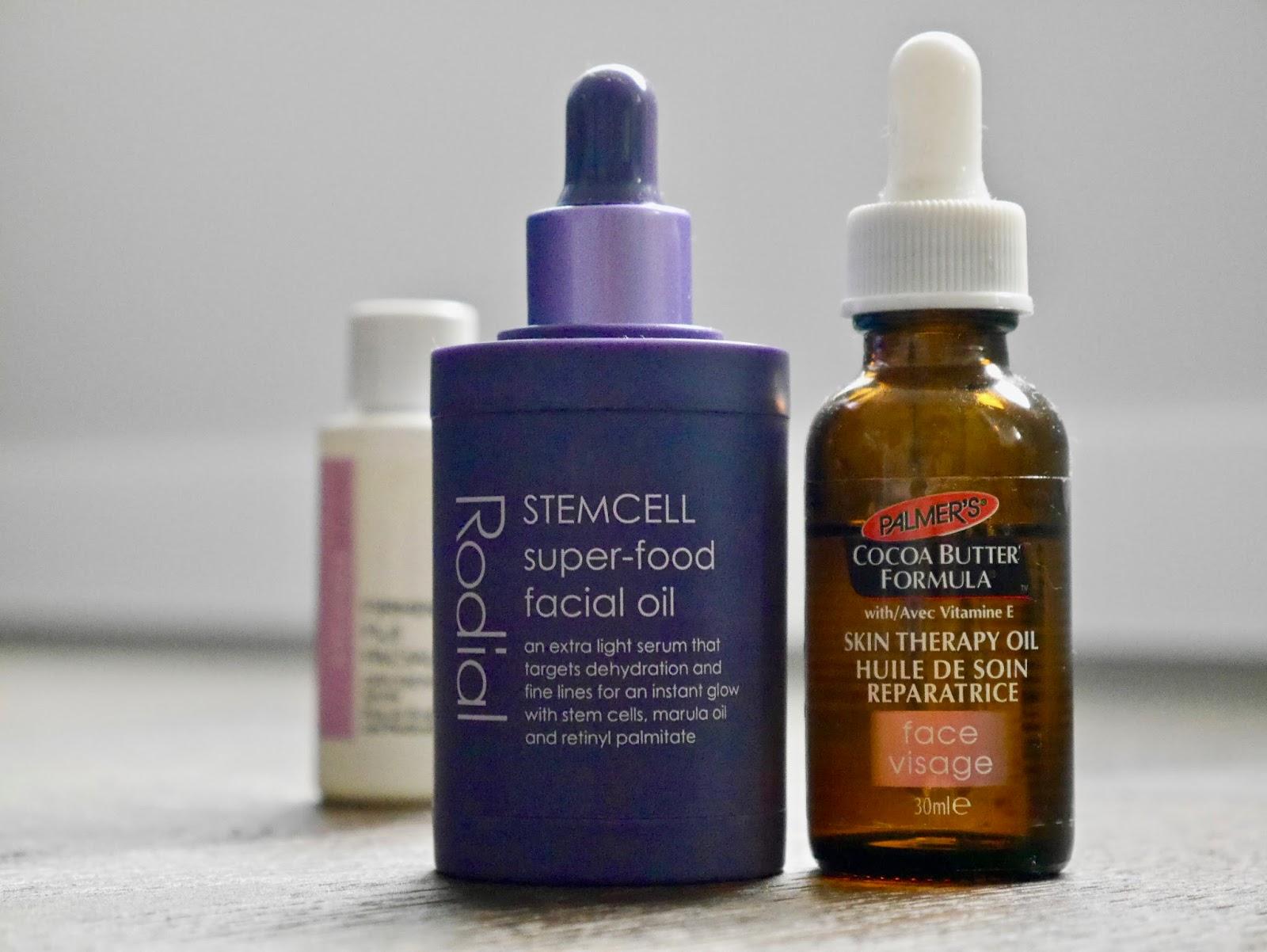 beauty, skincare, facial oils, Canadian beauty