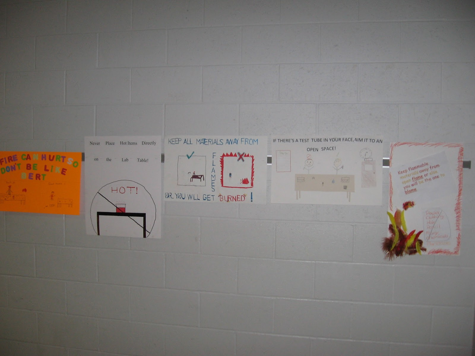 Mr Williams 6th Grade Science Blog Science Safety Posters