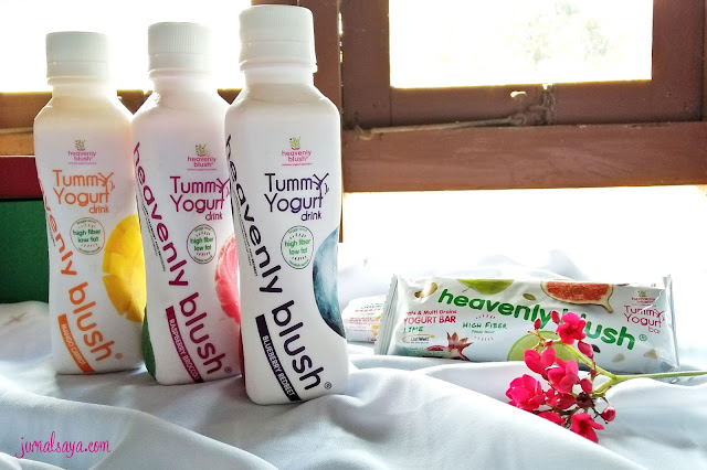 heavenly blush tumm yogurt