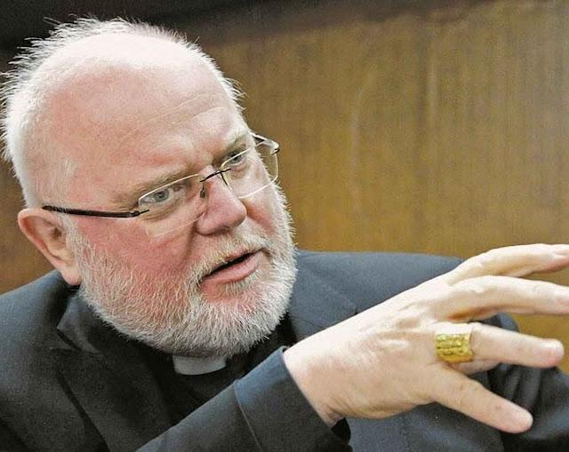Cardeal Reinhard Marx: cada vez menos fiéis, sacerdotes que não se confessam e uma queda geral dos batizados e casamentos.