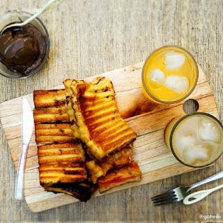 Cara Membuat Roti Bakar Khas Bandung Yang Enak