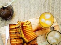 Resep Cara Membuat Roti Bakar Khas Bandung Enak