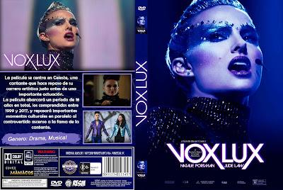 CARATULA VOX LUX - 2018 [COVER DVD]
