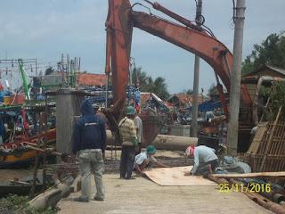 Jembatan Baru Ciparage Diminta Tuntas Sebelum Lebaran