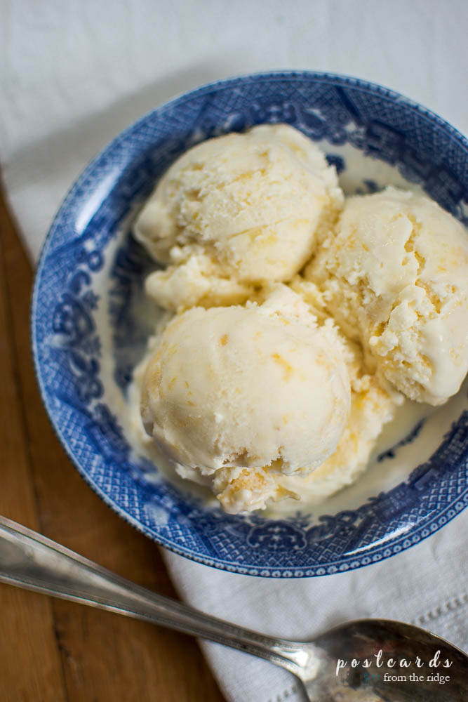best homemade peach ice cream recipe