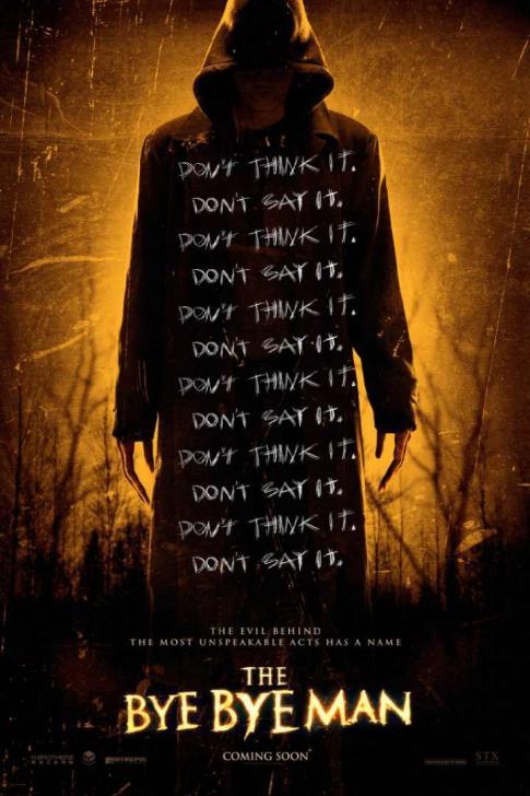 The Bye Bye Man (2017) กู๊ดบาย ตายไม่ดี