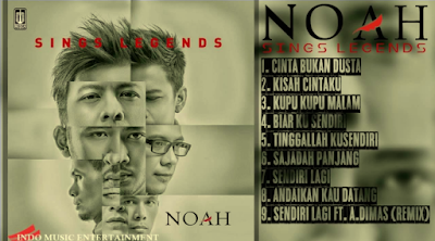Download lagu Noah -Download lagu Noah Mp3-Download Album Noah