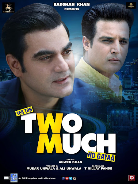 Poster Of Yea Toh Two Much Ho Gayaa 2016 480p Hindi DVDScr Full Movie Download