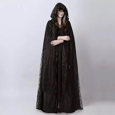 steampunk goth vision lace velvet costume