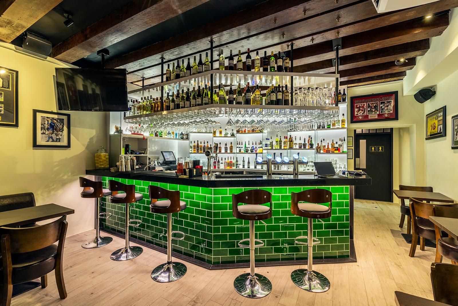 Interior design guide restaurants bar