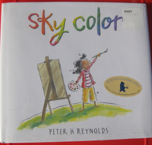 Sky color book review