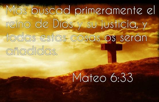 Qué Es Y Cómo Buscar El Reino De Dios Y Su Justicia