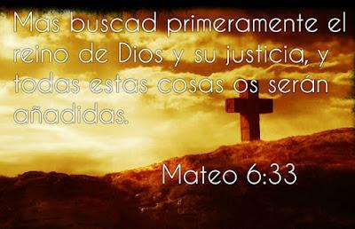 Qué Es y Cómo Buscar el Reino de Dios y Su Justicia?