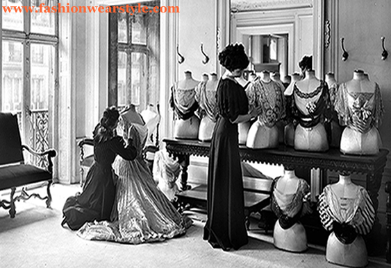 Father of Haute Couture|Charles Frederick-Worth www.fashionwearstyle.com