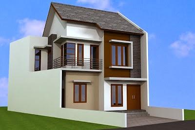 denah rumah minimalis 2 lantai 2014 - desain rumah