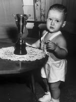 Photo - Toddler Bill Clinton