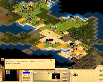 Civilization: Call to Power Game Screenshots 1999