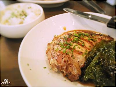 Grilled Pork Chop Au Poivre