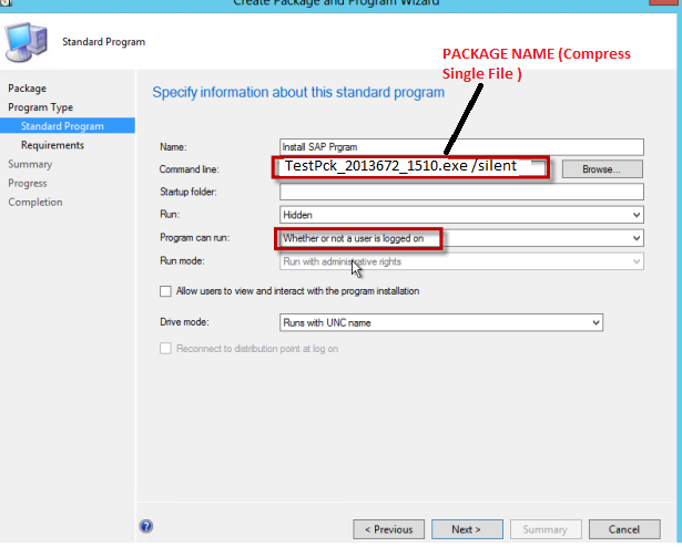 How to Deploy SAP GUI 750 Package through SCCM | MySolutioncafe