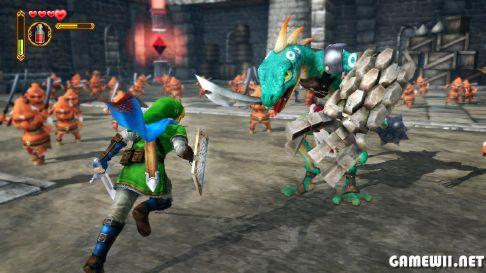 Hyrule Warriors Download Game Nintendo
