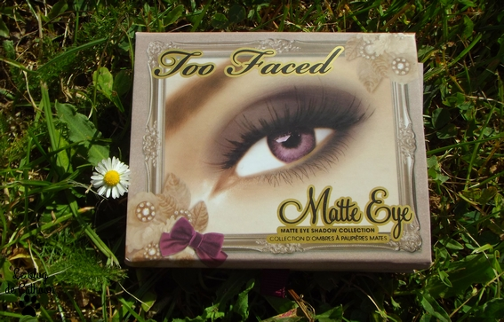 Matte Eye Too Faced