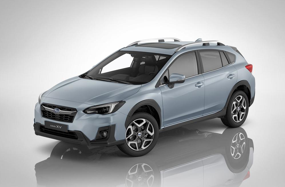 Subaru XV (2018) - Couleurs / Colors