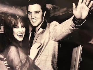 Elvira meets Elvis