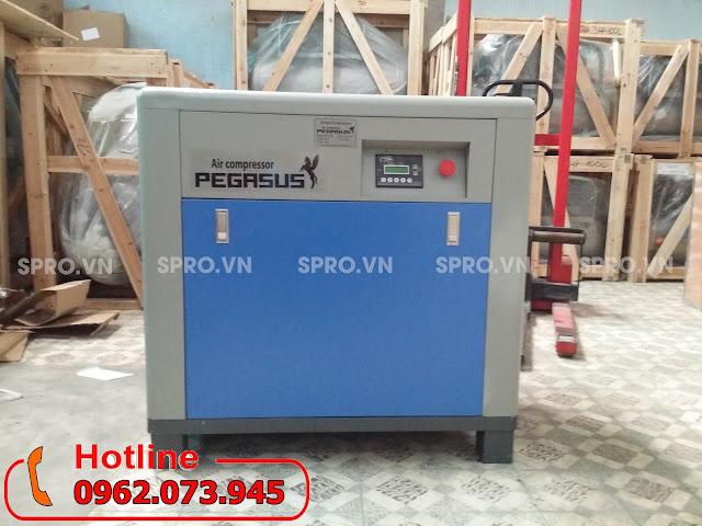 máy nén khí trục vít pegasus