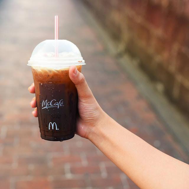 Fuel Up Conversations with Your Favorite McCafé Fix