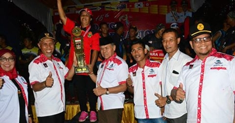Indonesia Rajai FIDB 2017, Walikota Padang Optimis Hadapi PON