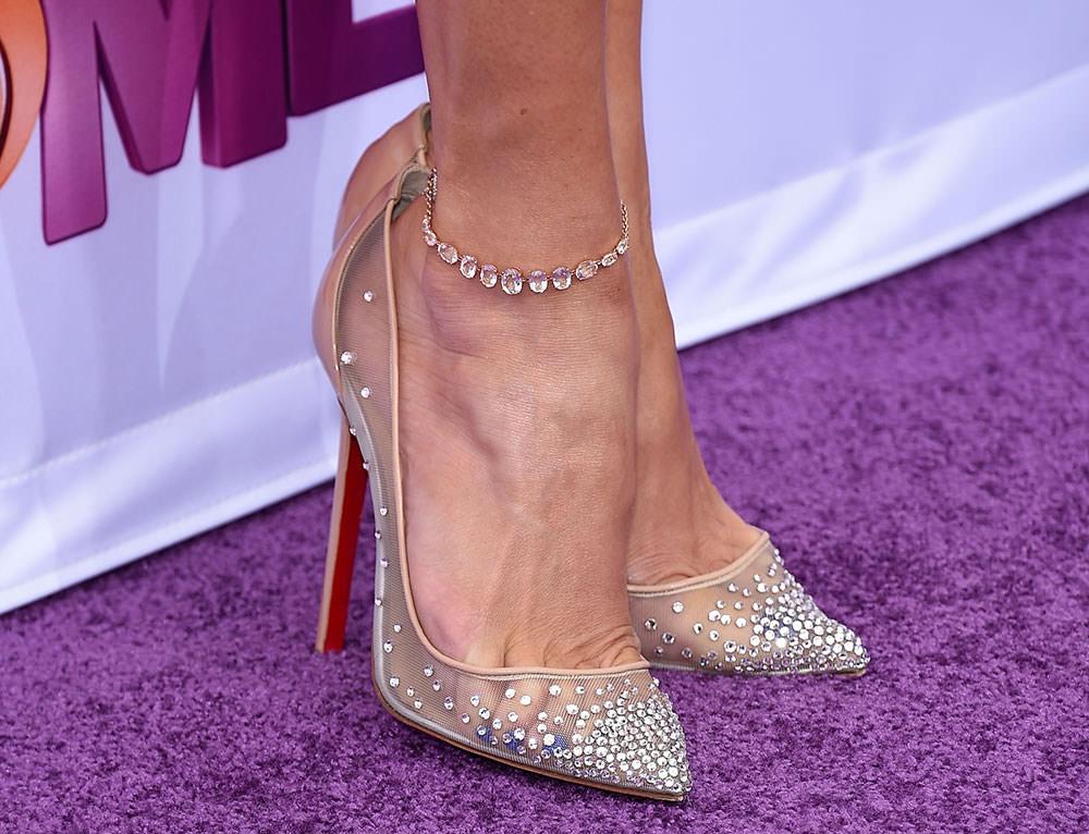 White Christian Louboutin Wedding Shoes weddingdayfashions ...