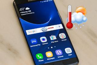 Samsung Galaxy S7 çok ısınıyor