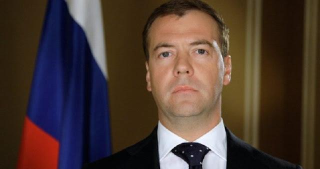 Μεντβέντεφ: Τυχόν ένταξη Γεωργίας στο ΝΑΤΟ ίσως φέρει τρομακτική σύγκρουση