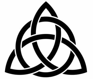 Art by Annel: Trinity Knots