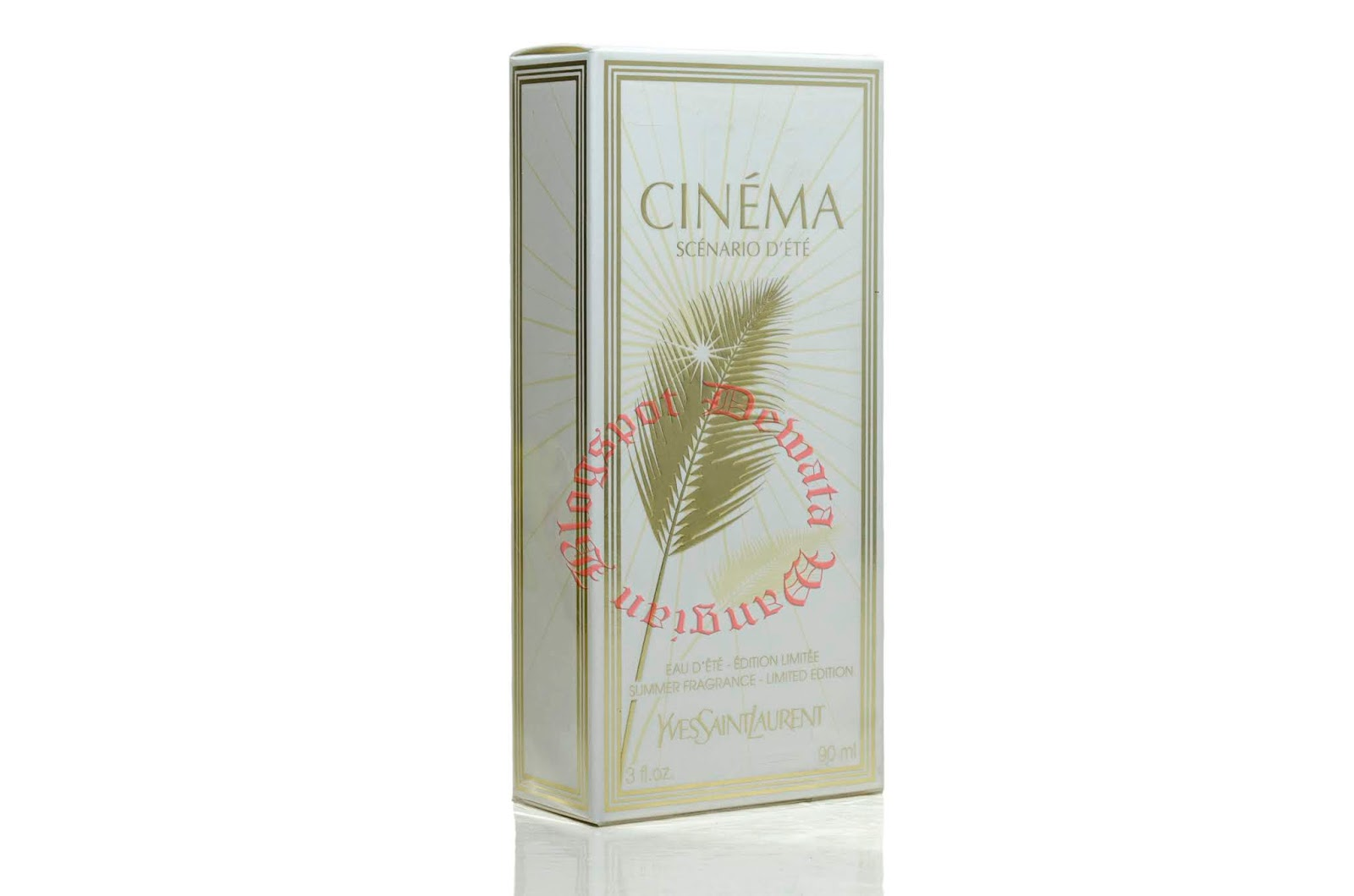 Wangianperfume Cosmetic Original Terbaik Cinema Scenario Dete