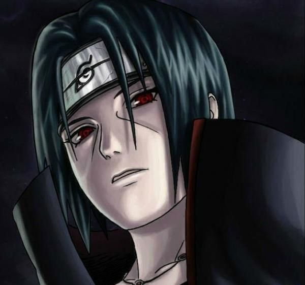 Naruto And Bleach Anime Wallpapers: Itachi Uchiha HD
