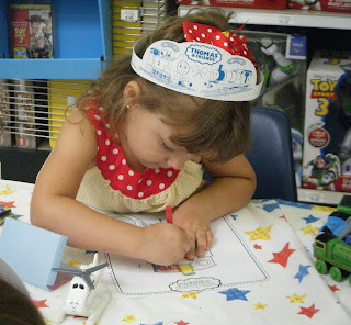 Miss Grace coloring