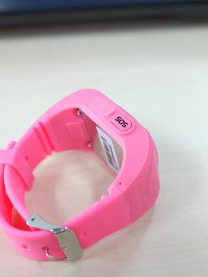 uWatch GPS Tracker, Jam Tangan Yang Bisa Memantau Anak