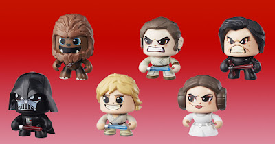 Star Wars Mighty Muggs Series 1 Figures by Hasbro