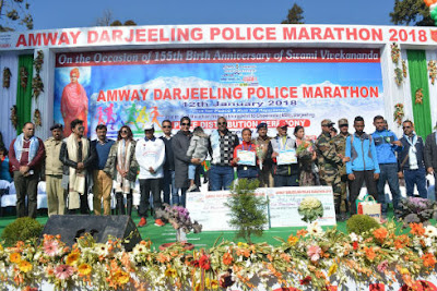 5th Amway Darjeeling Police Marathon