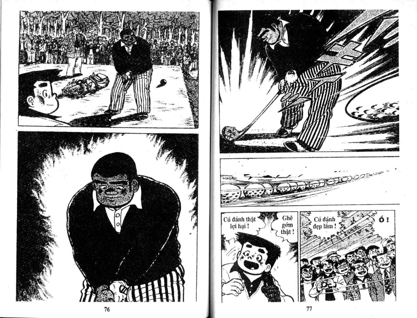 Ashita Tenki ni Naare chapter 15 trang 37